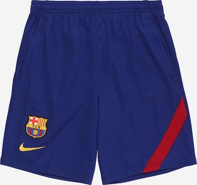 Pantaloni sport 'FC Barcelona Academy Pro' NIKE pe albastru regal / galben / roșu, Vizualizare produs