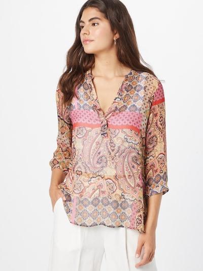 PRINCESS GOES HOLLYWOOD Bluse in mischfarben, Modelansicht
