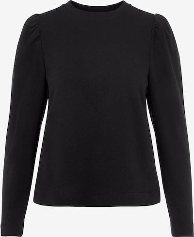 OBJECT Sweatshirt 'Meza' in schwarz, Produktansicht