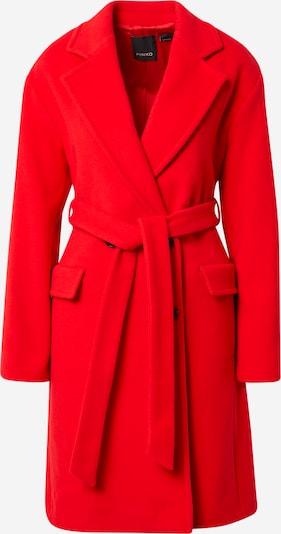 PINKO Prehoden plašč | rdeča barva, Prikaz izdelka