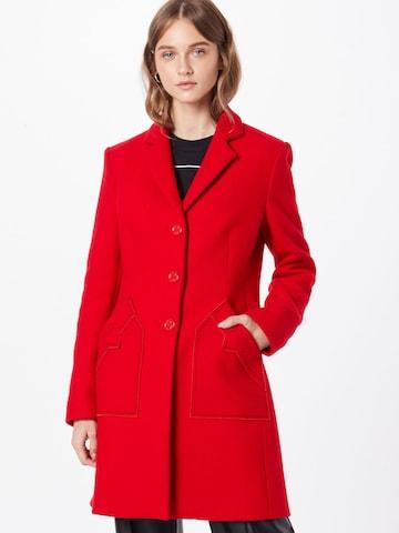 Love MoschinoPrijelazni kaput - crvena boja