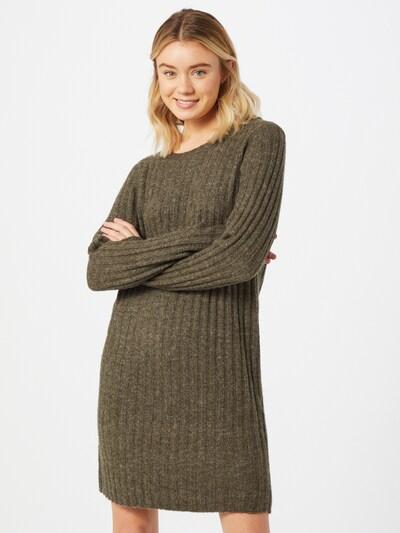 zöld VILA Kötött ruhák 'Nikki', Modell nézet