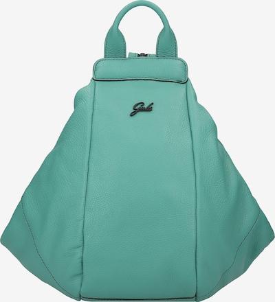 Gabs Greta Handtasche Leder 34 cm in smaragd, Produktansicht