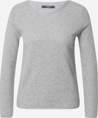 ZABAIONE Majica 'Semma' u siva melange, Pregled proizvoda
