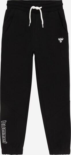 Hummel Housut 'NUEVE' värissä musta / valkoinen, Tuotenäkymä