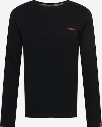 Tricou 'ZAKI' Ragwear pe negru, Vizualizare produs