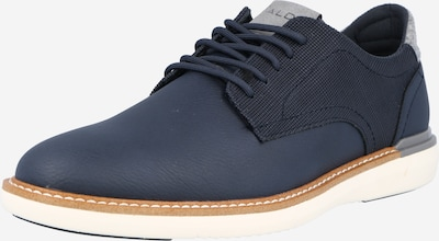 Pantofi cu șireturi 'RAKERS' ALDO pe albastru, Vizualizare produs