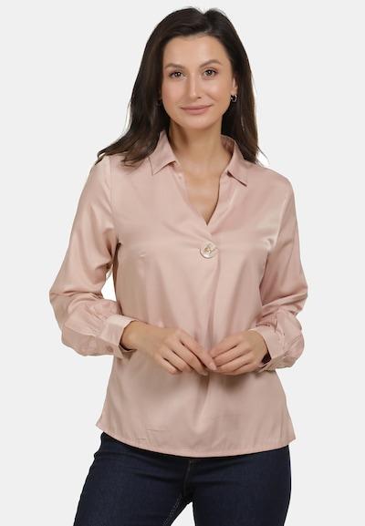 usha WHITE LABEL Bluse in rosa: Frontalansicht