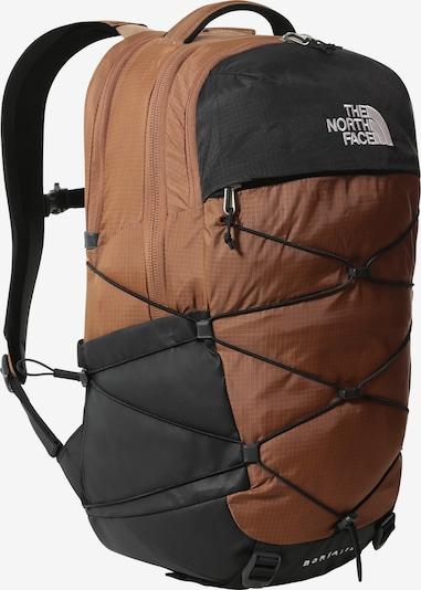 THE NORTH FACE Rucksack in braun / schwarz, Produktansicht