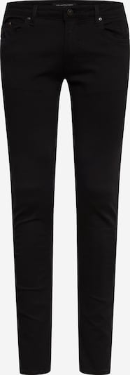 Jeans Karl Lagerfeld Denim pe denim albastru, Vizualizare produs