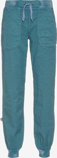 E9 Hose 'Aria' in pastellblau, Produktansicht