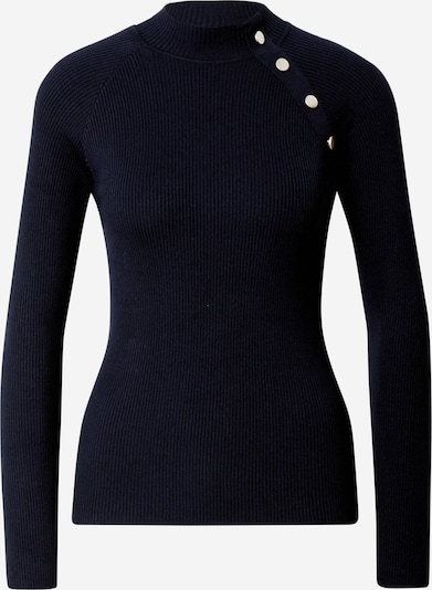 JACQUELINE de YONG Pullover 'Plum' in dunkelblau, Produktansicht