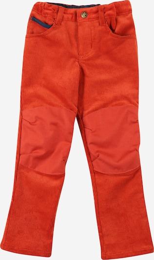 FINKID Hose 'KUUSI' in orangerot, Produktansicht