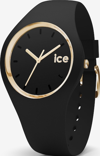 ICE WATCH Ice-Watch Damen-Uhren Analog Quarz ' ' in schwarz, Produktansicht