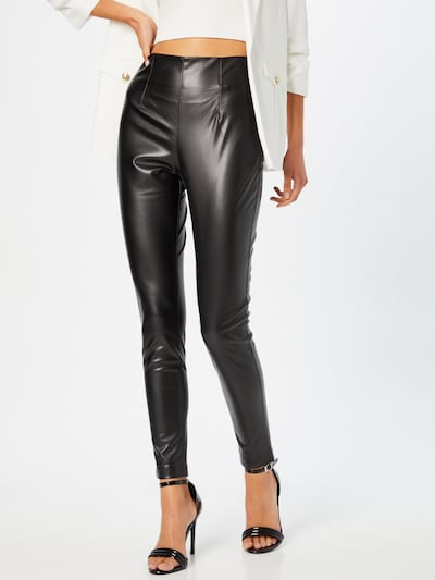 Twinset Leggings in schwarz, Modelansicht