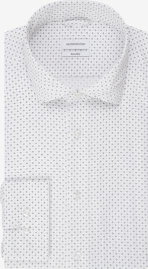 SEIDENSTICKER Performancehemd 'Shaped' in weiß, Produktansicht