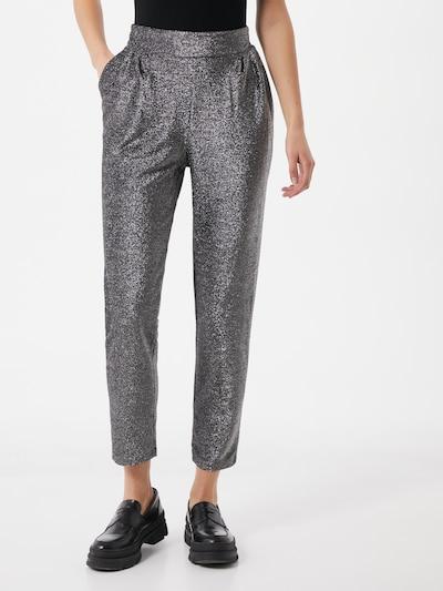 ICHI Kalhoty - stříbrná, Model/ka