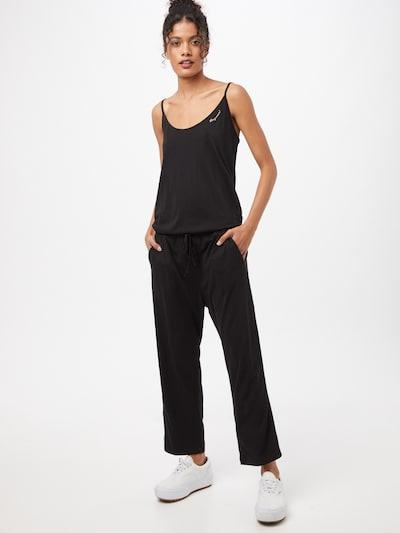Ragwear Jumpsuit 'KARAMBA' in beige / schwarz, Modelansicht