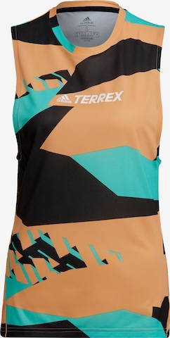 adidas Terrex Sports Top in Mixed colors