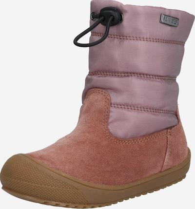 NATURINO Bottes de neige en rose / rose, Vue avec produit