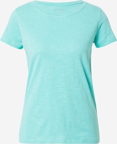 Tricou 'FAIRTRADE ORGANIC COTTON TEE' Thought pe albastru amestec, Vizualizare produs