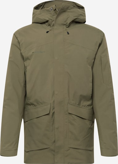 MAMMUT Athletic Jacket 'Chamuera' in Green, Item view