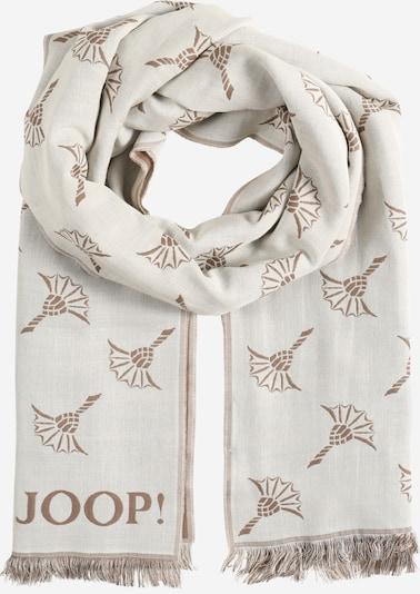 JOOP! Schal in beige / hellbraun, Produktansicht