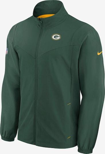 NIKE Outdoor jacket 'Green Bay Packers' in Olive / Orange, Item view