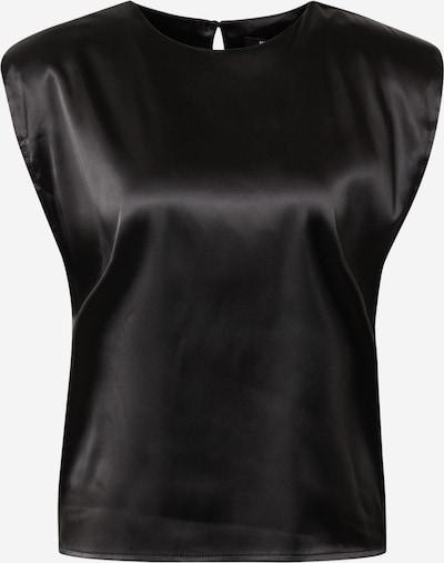 Missguided Top in schwarz, Produktansicht