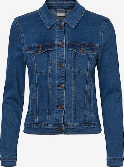 VERO MODA Jeansjacke 'HOT SOYA' in blue denim, Produktansicht