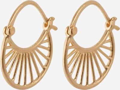 Cercei 'Daylight' Pernille Corydon Jewellery pe auriu, Vizualizare produs