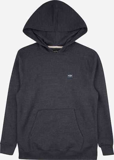 BILLABONG Sportsweatshirt  'ALL DAY' in graumeliert, Produktansicht
