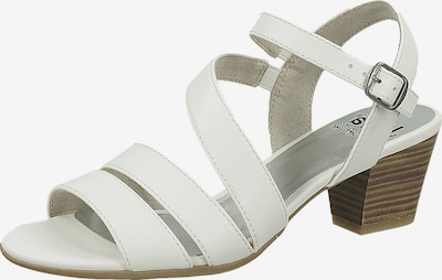 JANA Strap Sandals in White, Item view
