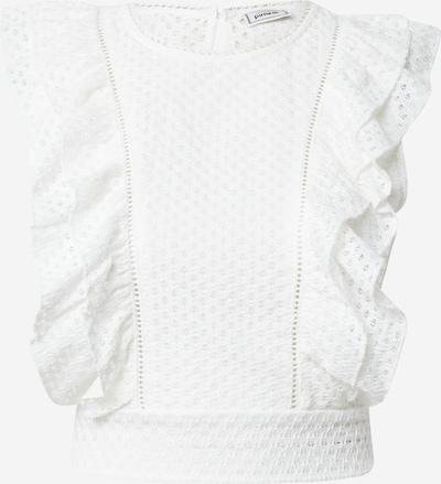 Pimkie Top 'STOMATE' in weiß, Produktansicht