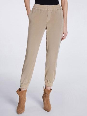 SET Trousers in Beige