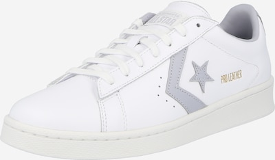 CONVERSE Sneaker in goldgelb / hellgrau / weiß, Produktansicht