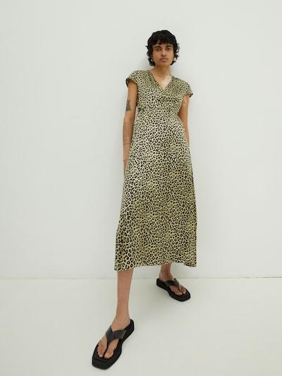 Rochie 'Nova' EDITED pe culori mixte, Vizualizare model
