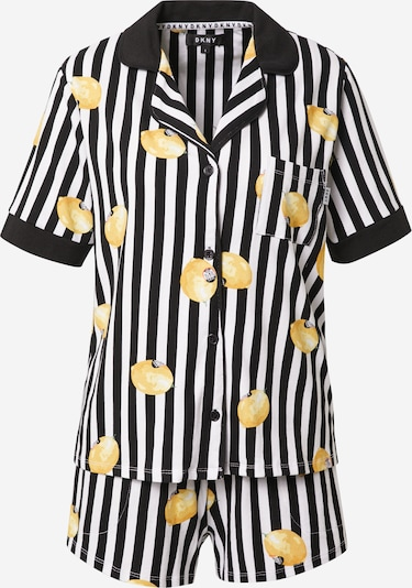 DKNY Shorty in Yellow / Black / White, Item view