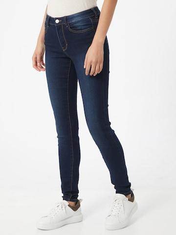 TOM TAILOR DENIM Jeans 'Nela' in Blauw