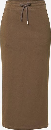 Blanche Nederdel 'Hella' i brun, Produktvisning