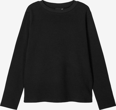 NAME IT Longsleeve in schwarz, Produktansicht
