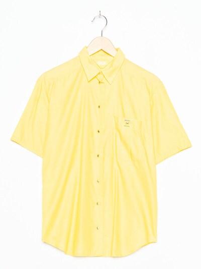 ETERNA Bluse in XL-XXL in gelb, Produktansicht