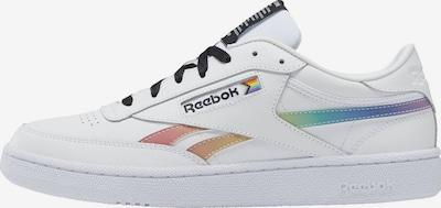Reebok Classic Tenisky - žlutá / tmavě fialová / pink / bílá, Produkt