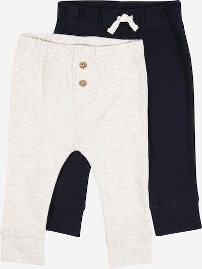 Carter's Broek in de kleur Donkerblauw / Wit gemêleerd, Productweergave