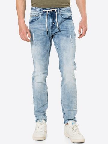 Hailys Men Jeans 'Jamin' in Blue