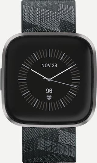FitBit Uhr in dunkelgrau, Produktansicht