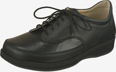 Natural Feet Schnürschuh 'Paris' in schwarz, Produktansicht