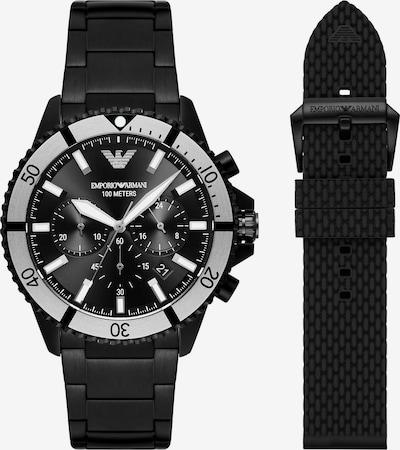 ARMANI Analog Watch in Black / White, Item view
