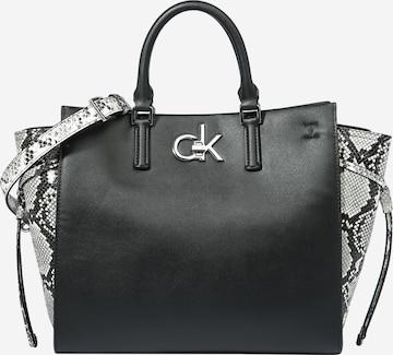 Calvin Klein Handleveske i svart
