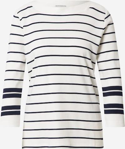 TOM TAILOR Majica | modra / naravno bela barva, Prikaz izdelka